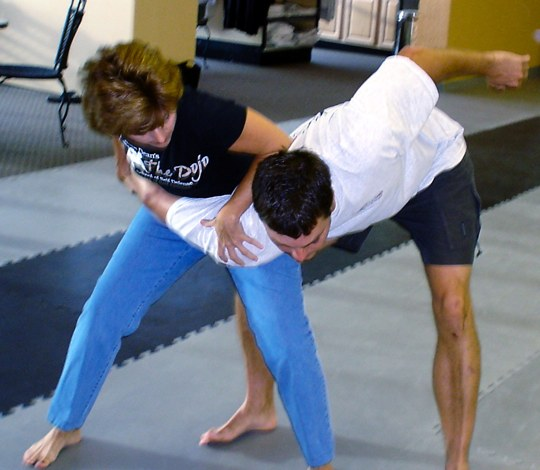 Private Lessons for Women's Self Defense Training in Largo, Florida